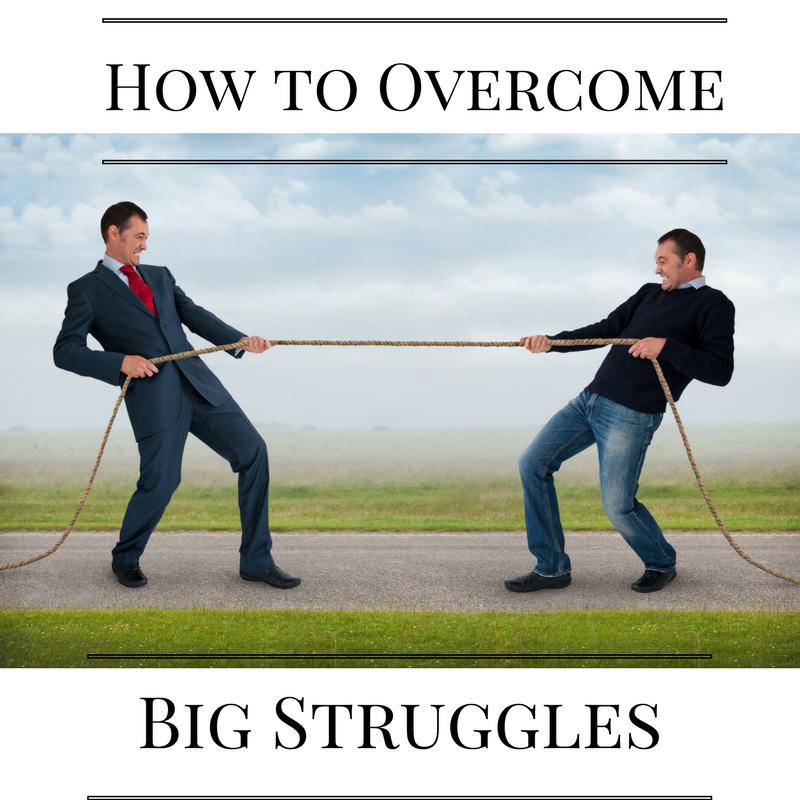 Brandy Ellen Blogs How to Overcome Big Struggles