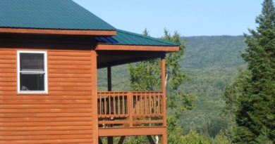 Vermont's Northeast Kingdom - Relax at Hawk Rock Cabins
