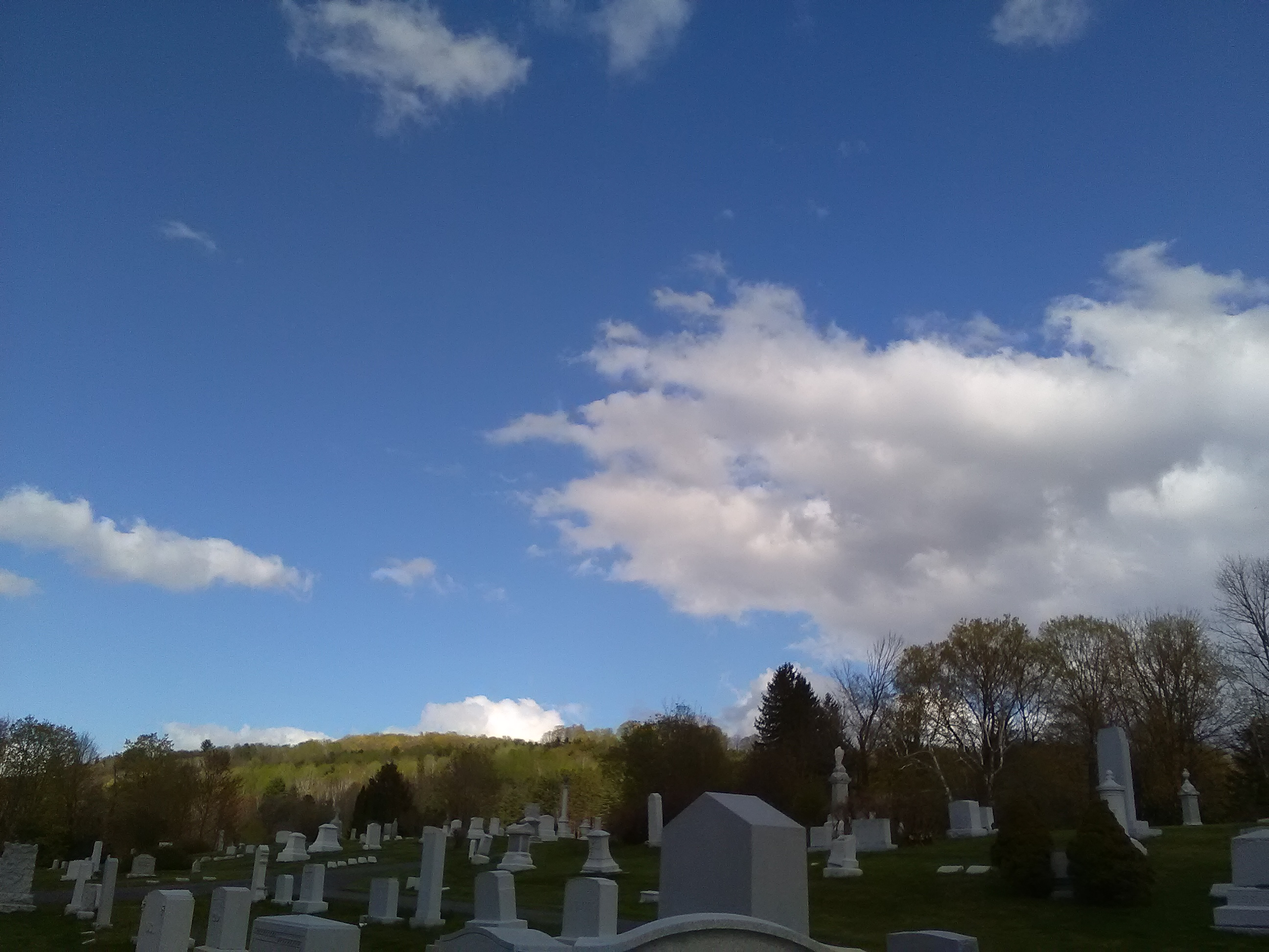 Hope Cemetery in Barre, Vermont – Granite Sculptures Galore