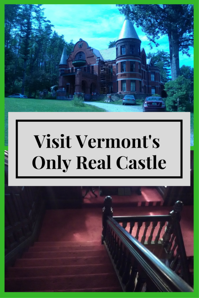 Wilson Castle is a nineteenth-century estate located at Proctor in the U.S. state of Vermont. The house was built in 1867 in a mix of nineteenth-century architectural styles including Dutch neo-renaissance, Scottish baronial, Queen Anne, and Romanesque Revival.