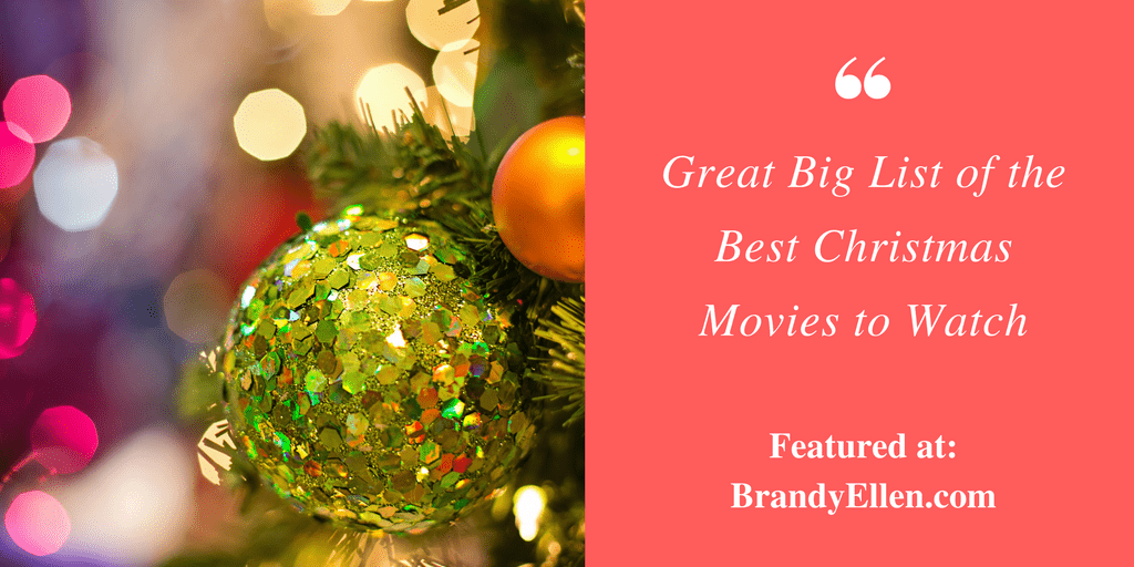 the best christmas movie list ever - Best Christmas Movies List