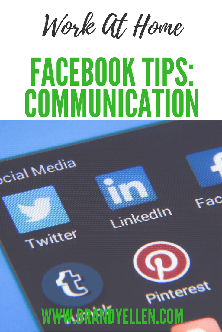 Facebook Tips: How to Improve Business Communication