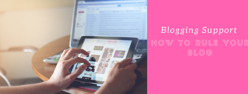 As long as you persevere and keep on bloggin' with the right focus and a little bit of luck, yours will be the blog that everyone is talking about.
