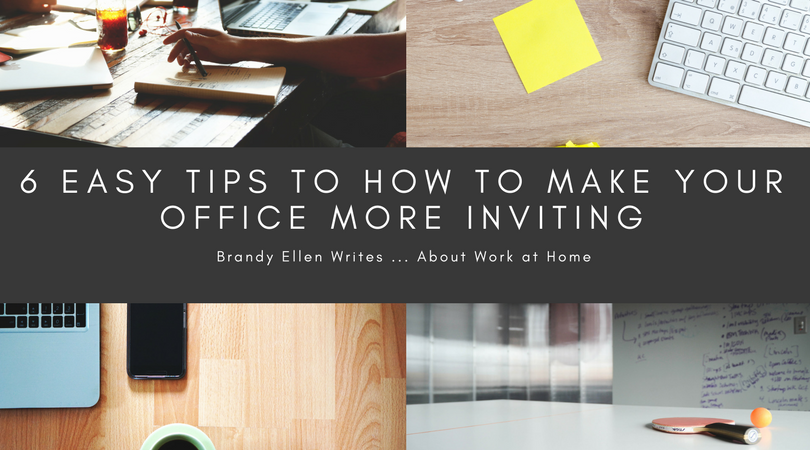 How to Make Your Office More Inviting