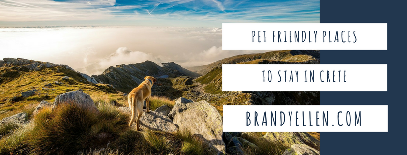 Pet friendly places to stay in Crete