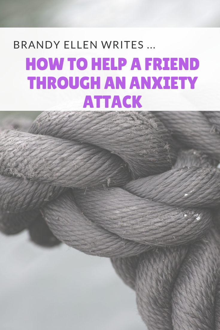 How to Help a Friend Through an Anxiety Attack