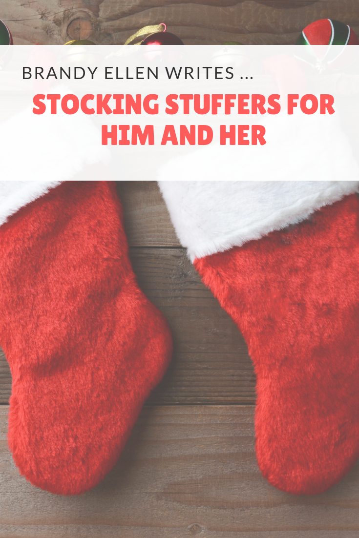 Stocking Stuffers for Him and Her