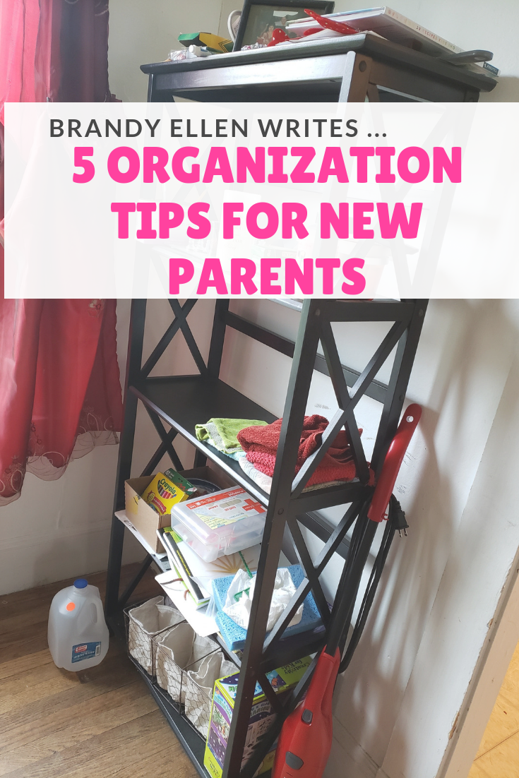 5 Organization Tips for New Parents