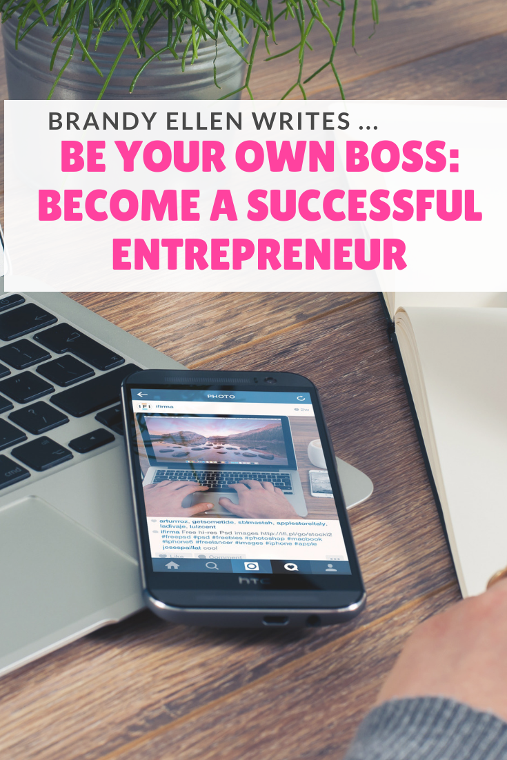 Be Your Own Boss_ Become a Successful Entrepreneur