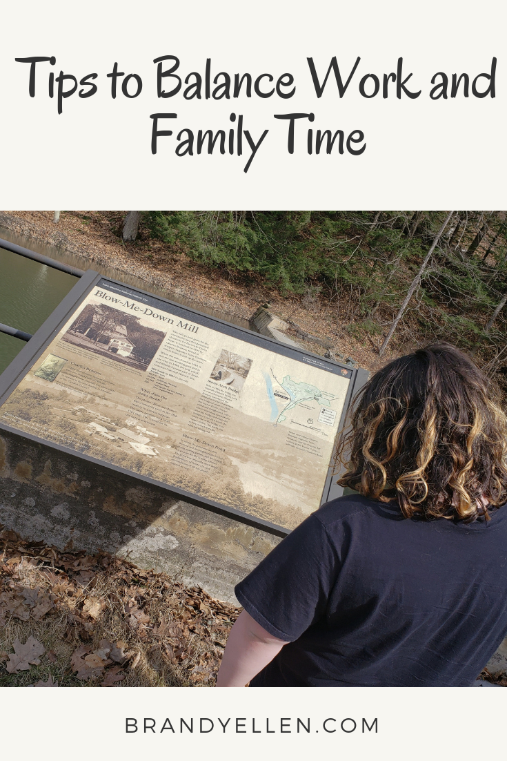 Tips to Balance Work and Family Time