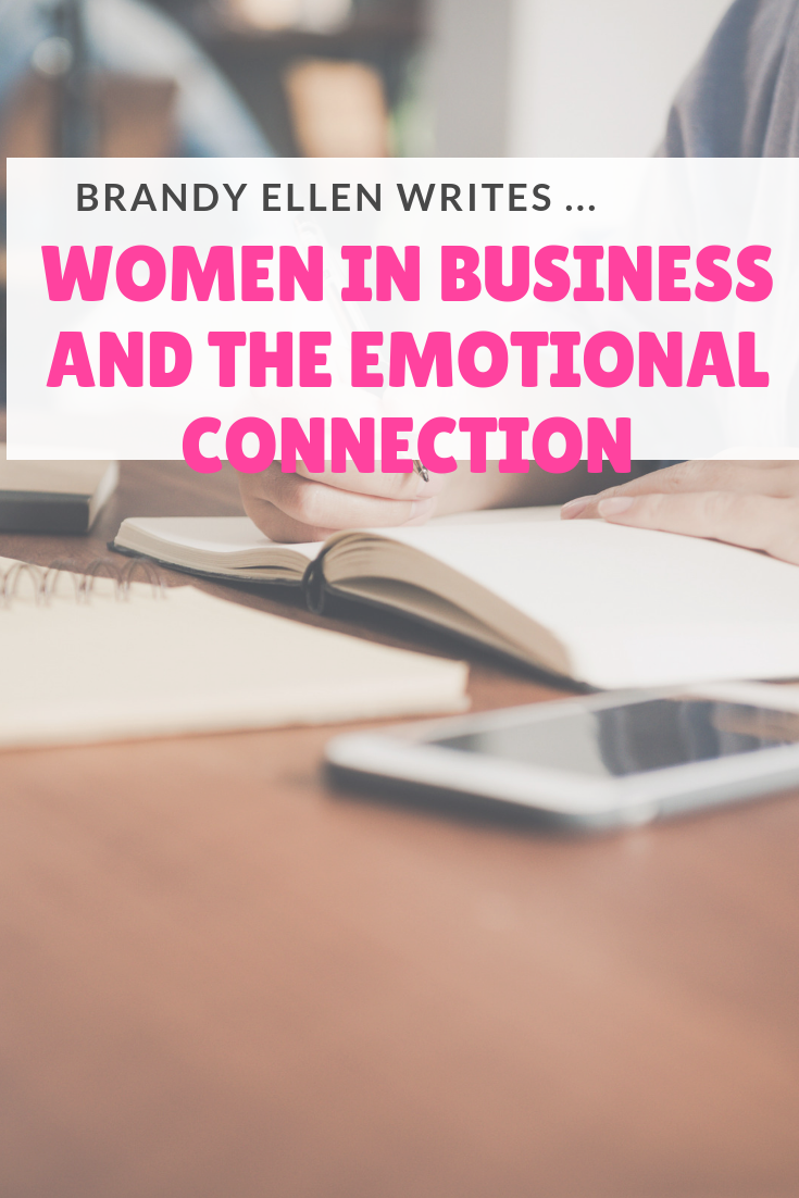 women in business and the emotional connection
