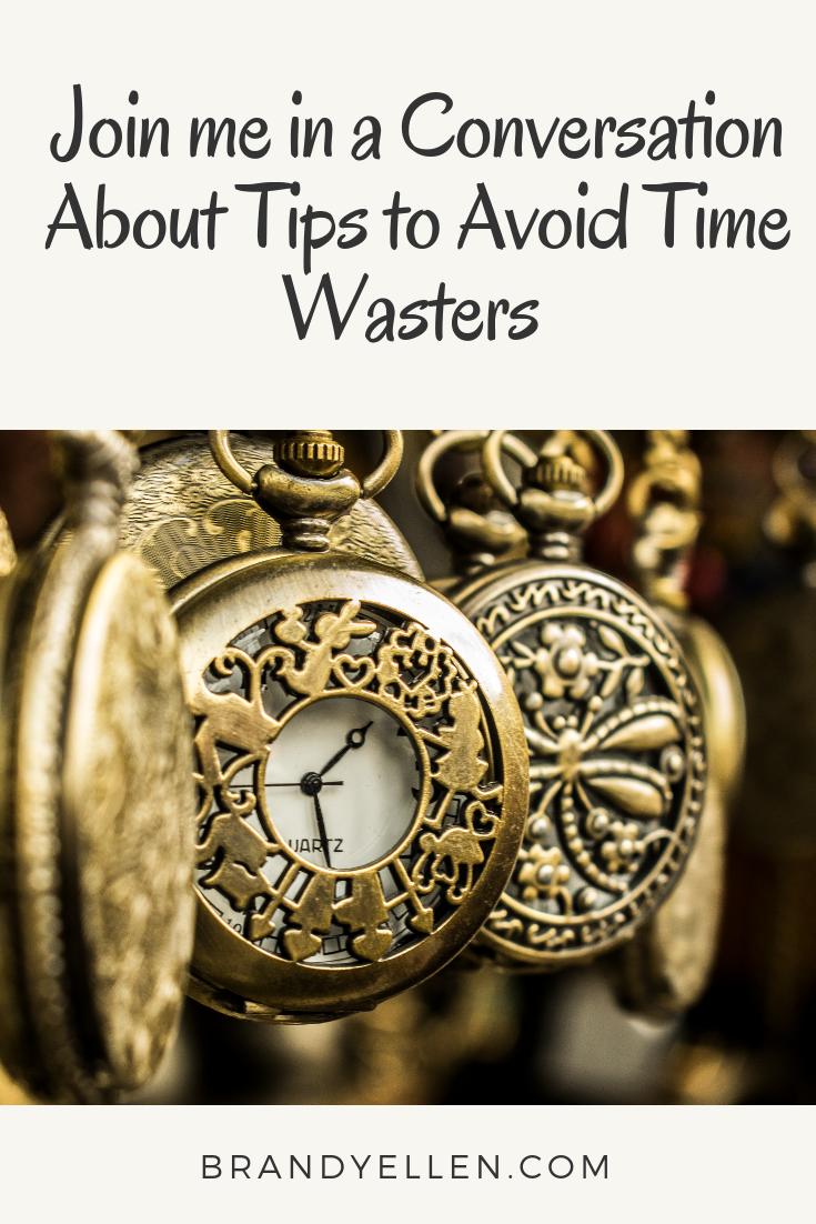 Tips For Busy Entrepreneurs - How to Avoid Time Wasters