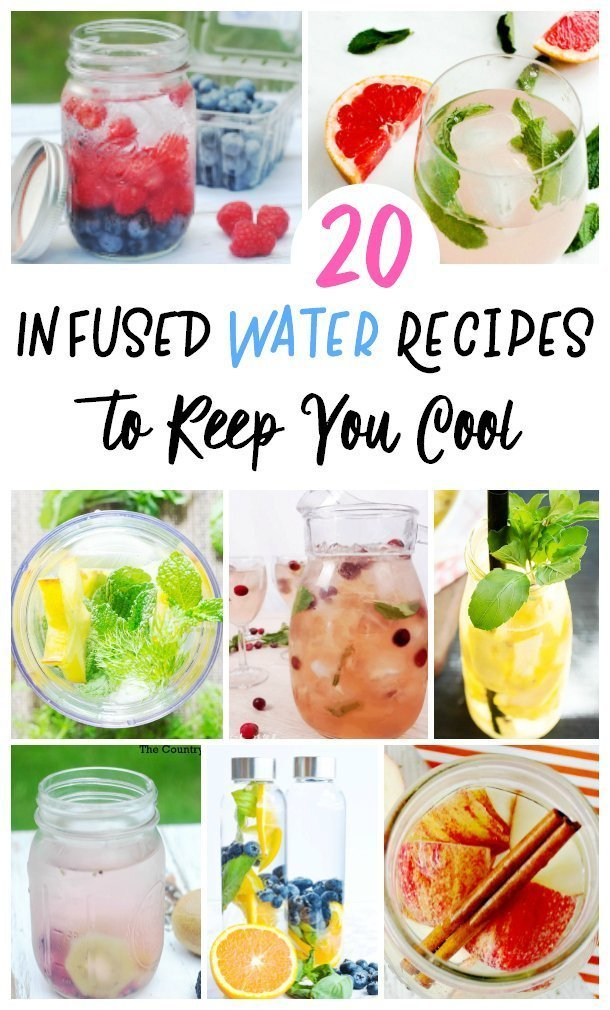 What Are The Health Benefits of Infused Water?