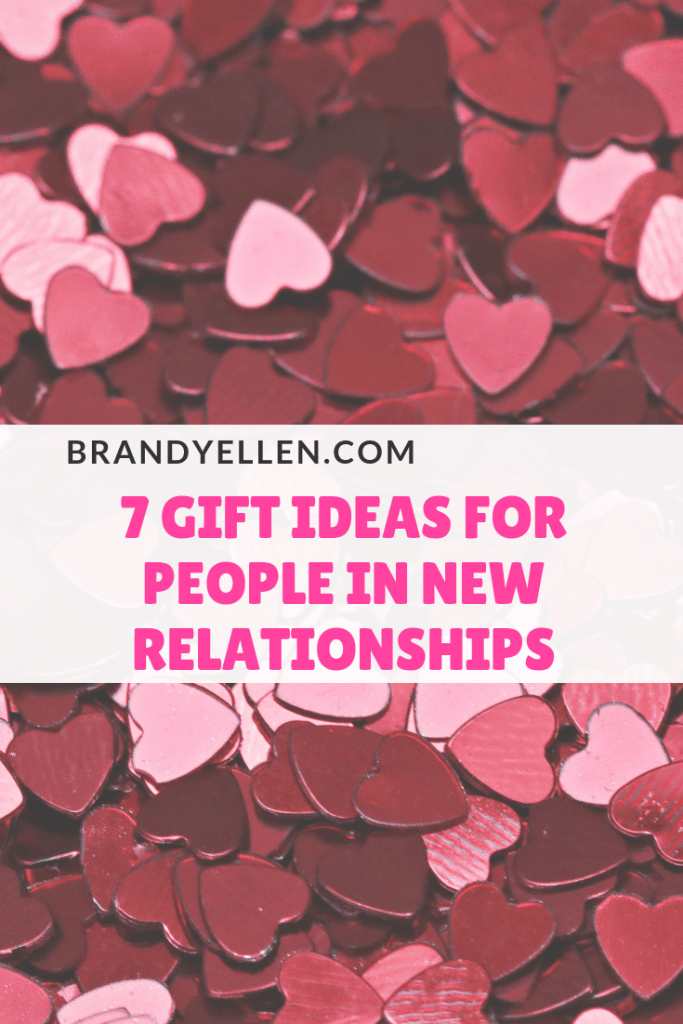 7 Gift Ideas for People in New Relationships