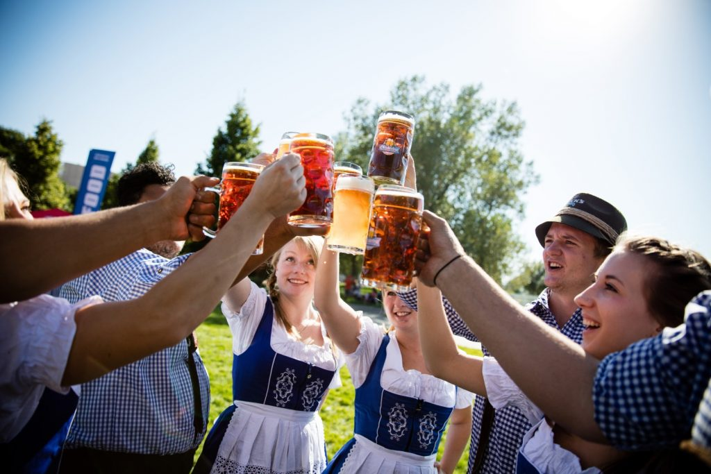 Oktoberfest at Anheuser-Busch