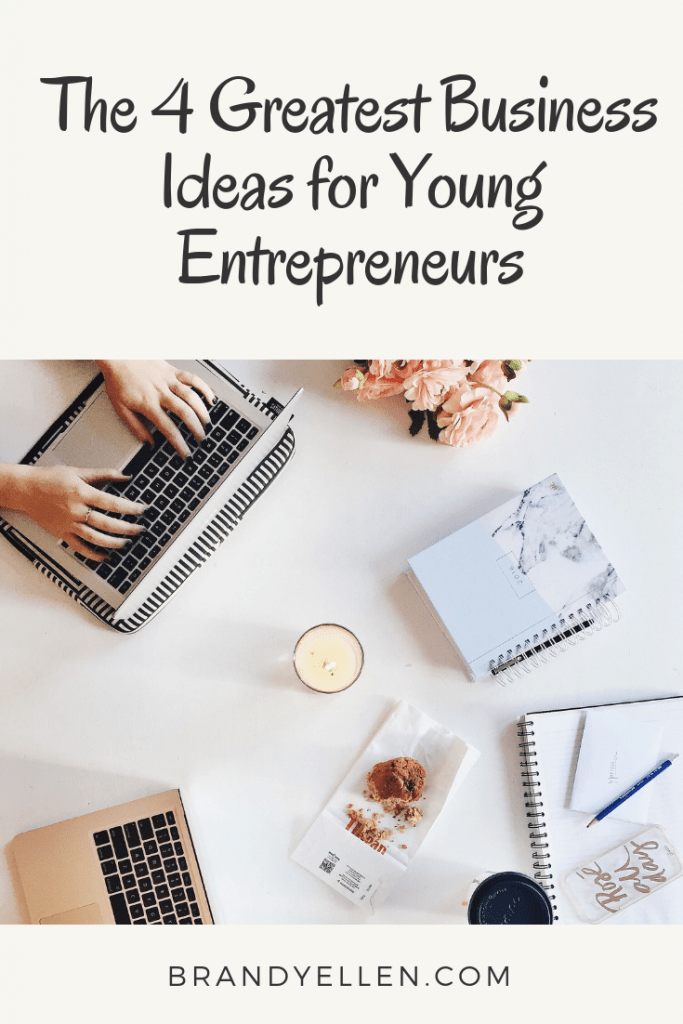 The 4 Greatest Business Ideas for Young Entrepreneurs