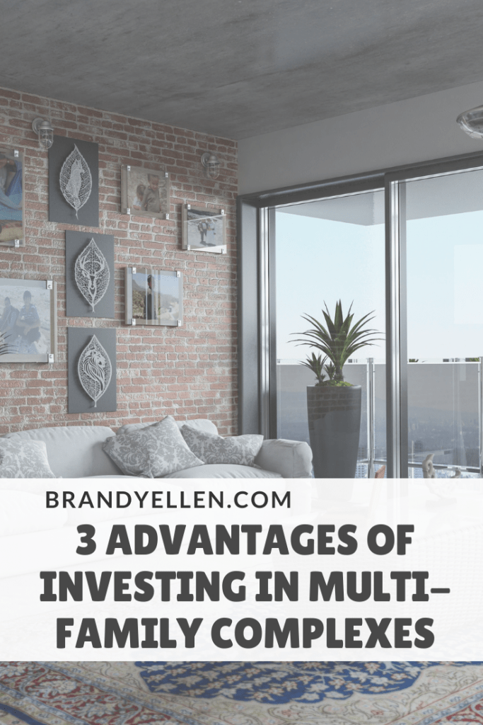 3 Advantages of Investing in Multi-Family Complexes