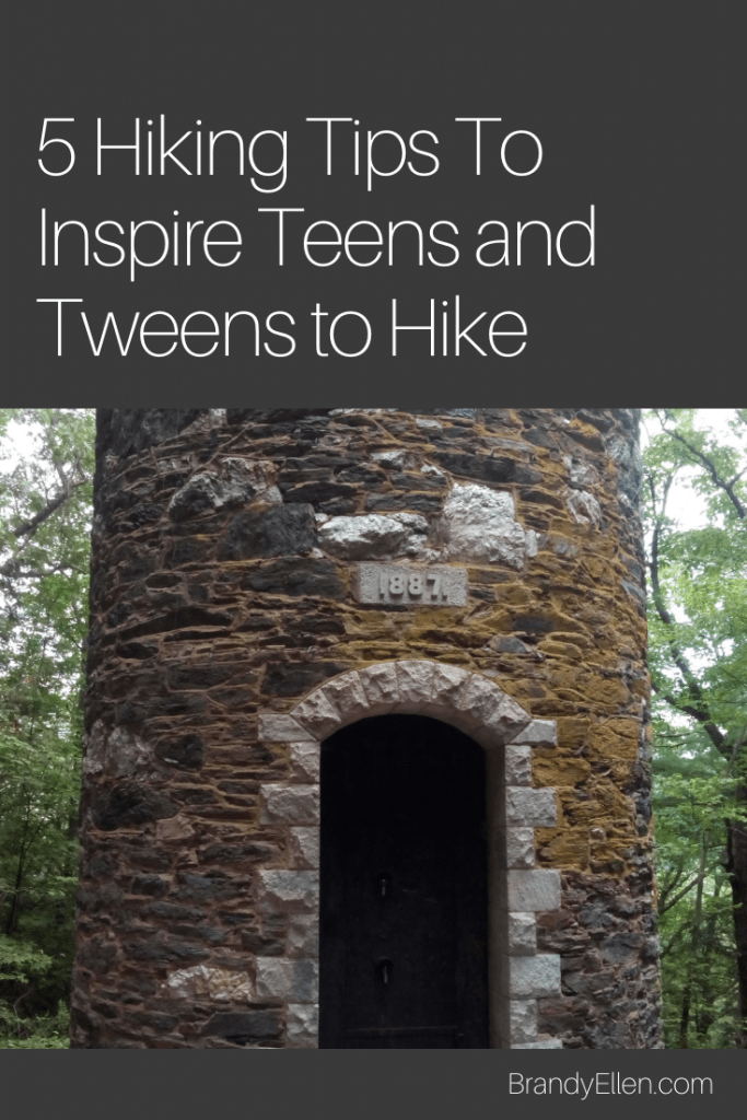 5 Hiking Tips To Inspire Teens and Tweens to Hike