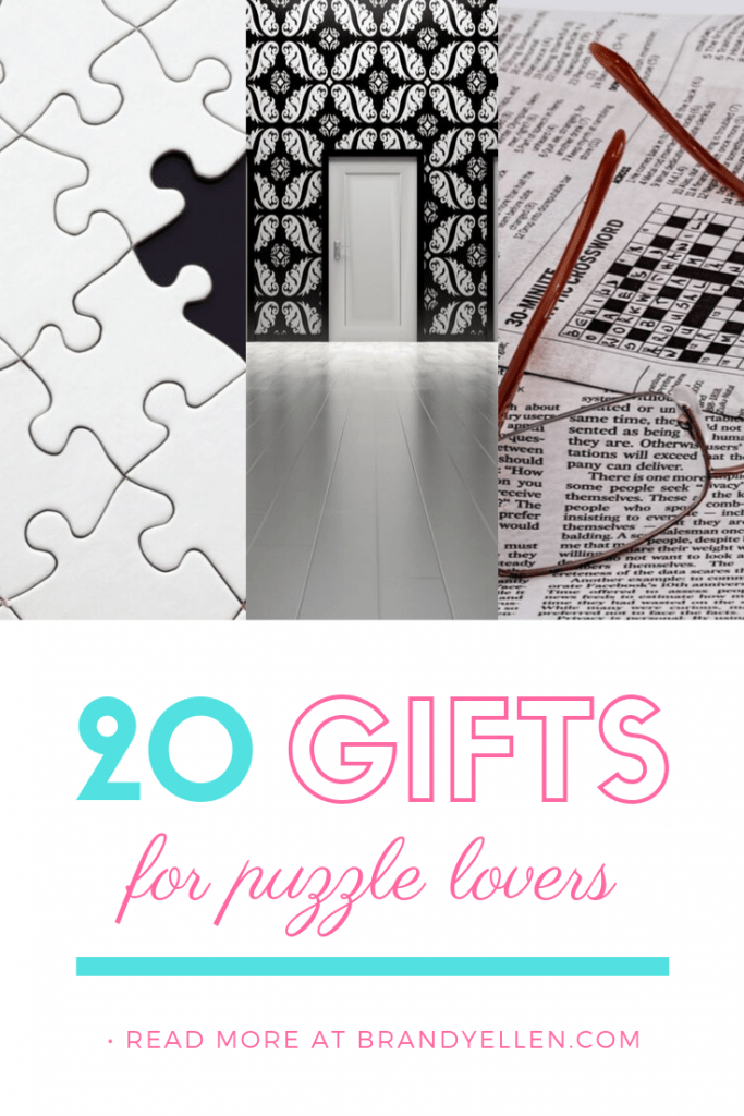 20 Puzzle Lover Gifts