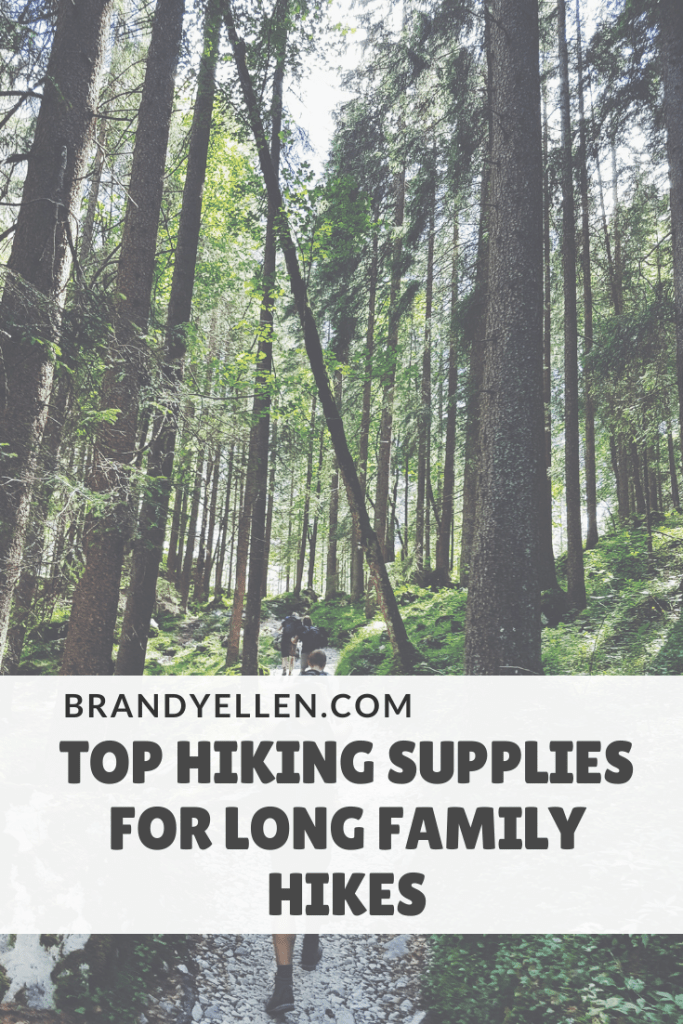 Top Hiking Supplies for Long Family Hikes