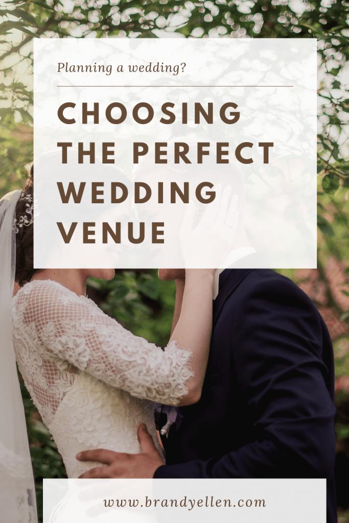 The Secret To Choosing The Perfect Wedding Venue