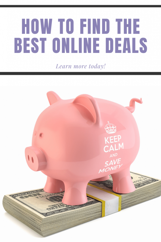 How To Find the Best Online Deals