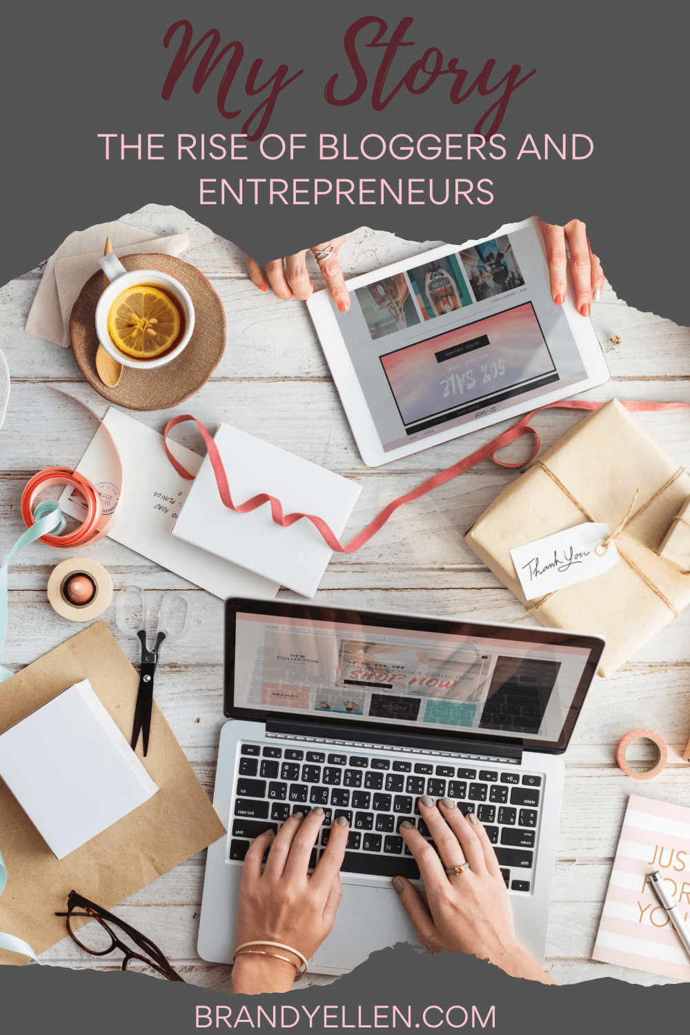 The Rise of Bloggers and Entrepreneurs