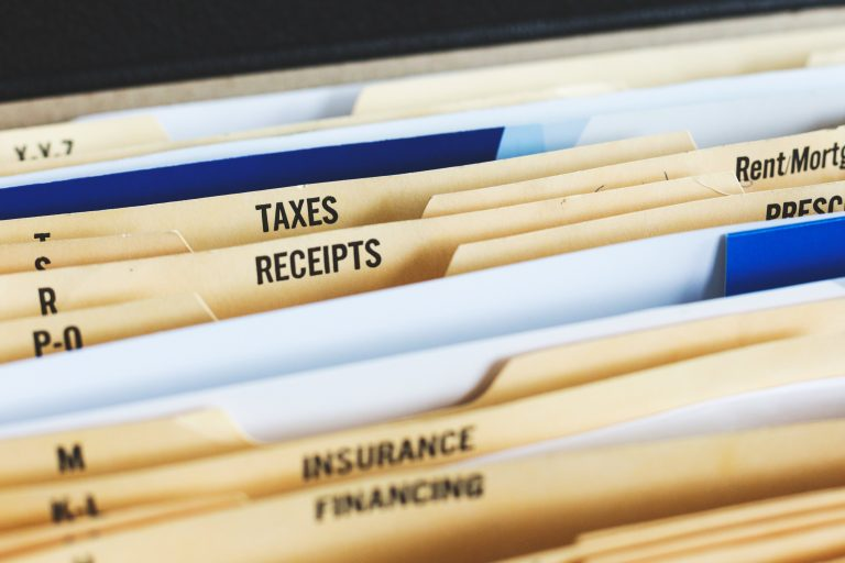 Sales Tax Return Preparation