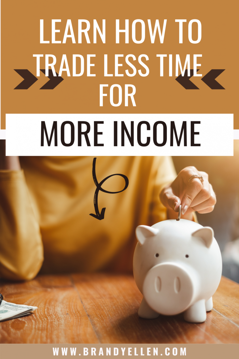 Learning to Trade Less Time for Money