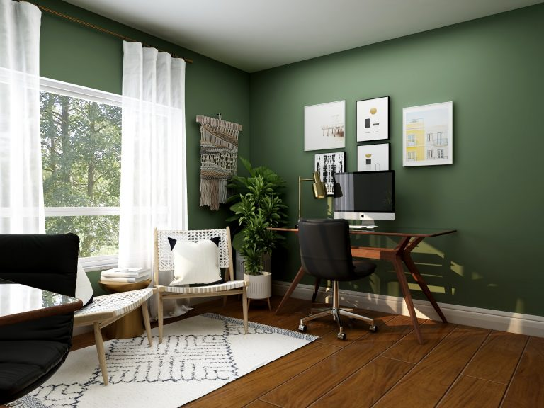 Impress Your Important Client With Perfectly Remodeled Home Office